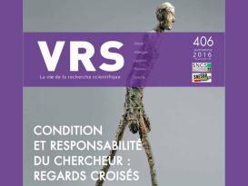 VRS n° 406, automne 2016